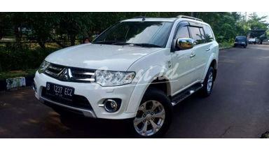 2013 Mitsubishi Pajero Sport Dakar VGT - Siap Pakai