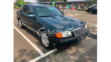 1995 Mercedes Benz C-Class C180