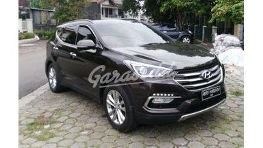 2016 Hyundai Santa Fe Limited - Siap Pakai