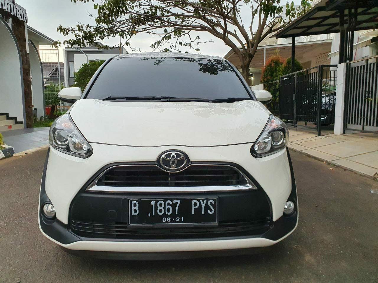 2016 Toyota Sienta G MATIC