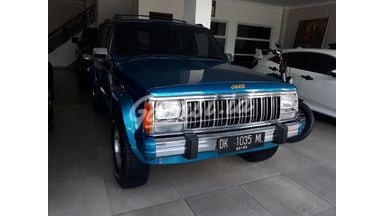 1996 Jeep Cherokee 4.0 at - Unit Istimewa