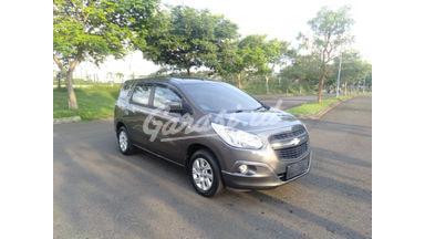 2012 Chevrolet Spin LT