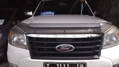 2009 Ford Everest XLT - Istimewa