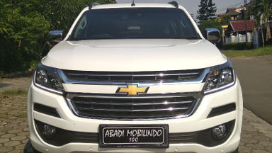 2017 Chevrolet Trailblazer LTZ - Nyaman Terawat