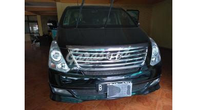 2012 Hyundai H-1 XQ - Siap Pakai