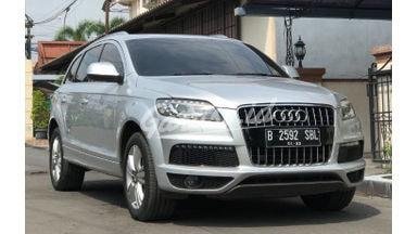 2012 Audi Q7 S Line