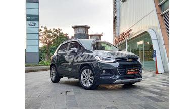2017 Chevrolet Trax LTZ