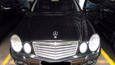 2010 Mercedes Benz E-Class E 200 - Bekas Berkualitas