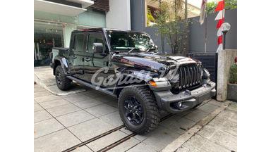 2020 Jeep Wrangler Rubicon Gladiator