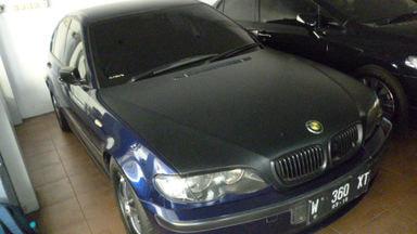 2003 BMW 3 Series 325 I - Siap Pakai Mulus Banget
