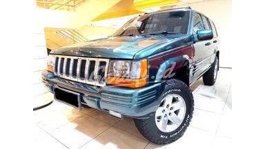 2001 Jeep Cherokee GRAND 4.0 AT 4x4