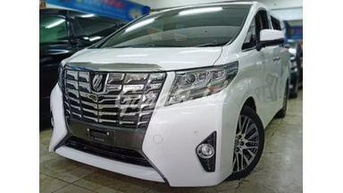 2015 Toyota Alphard G - Mobil Pilihan