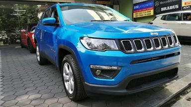 2019 Jeep Compass Turbo - Kondisi Istimewa Like A New