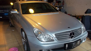 2006 Mercedes Benz CLS 350 - UNIT TERAWAT, SIAP PAKAI