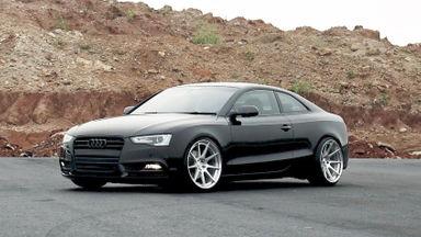 2012 Audi A5 Quattro S line - facelift interior black on black edition rare harga murah
