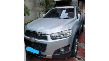 2011 Chevrolet Captiva Vcdi - Nyaman Terawat