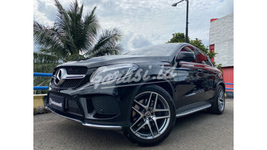 2018 Mercedes Benz GLE AMG COUPE