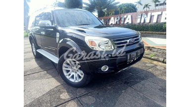 2012 Ford Everest Ltd - Terima Tukar Tambah Cash dan Kredit