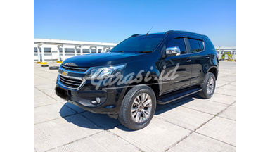2017 Chevrolet Trailblazer LTZ - Mobil Pilihan
