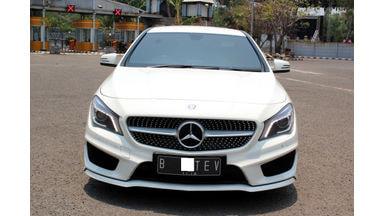 2014 Mercedes Benz CLA-Class 200 AMG SEDAN - Unit Istimewa Kredit Tersedia