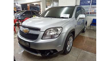 2012 Chevrolet Orlando LT - Siap pakai