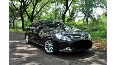 2012 Toyota Camry V - Siap Pakai