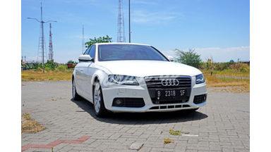 2011 Audi A4 TFSI