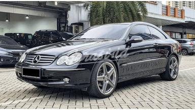 2005 Mercedes Benz CLK-Class 200