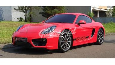 2013 Porsche Cayman 2.7 Sport Chrono - Low KM Like New