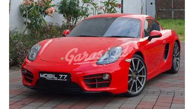 2013 Porsche Cayman 981 - Good Condition