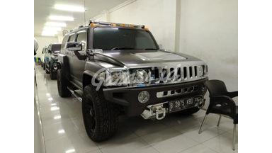 2010 Hummer H3 SUV - siap pakai