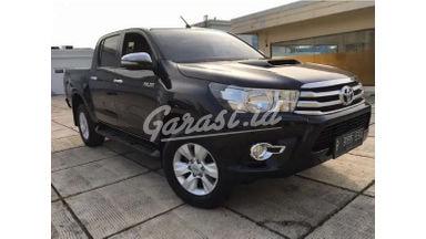 2015 Toyota Hilux V - UNIT TERAWAT, SIAP PAKAI