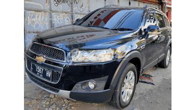 2013 Chevrolet Captiva VCDI - Mulus Banget unit istimewa tinggal pakai aja