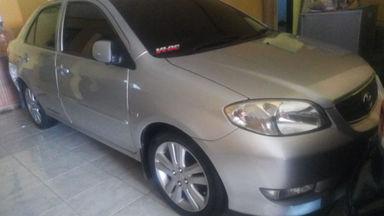 2003 Toyota Vios E - Langsung Tancap Gas