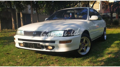 1995 Toyota Corolla SEG - Surat lengkap, nama saya