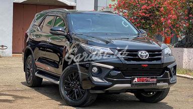 2018 Toyota Fortuner VRZ TRD