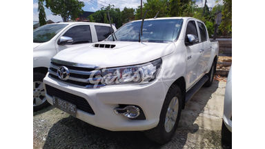 2016 Toyota Hilux G - Siap Pakai