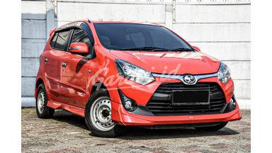 2019 Toyota Agya G TRD - Bagus Mulus Siap Jalan Kredit TDP Low