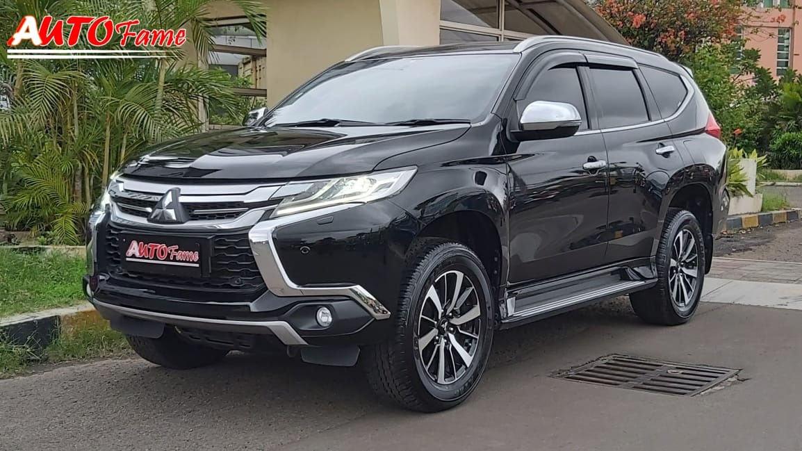 2018 Mitsubishi Pajero Sport Dakar