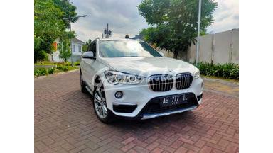 2017 BMW X1 S-Drive 18i X-Line Twin Turbo - Istimewa Siap Pakai