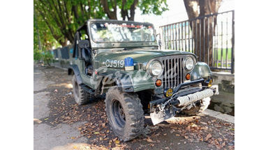 1973 Jeep CJ CJ5 - Jalan Siap Off-road
