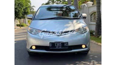 2007 Toyota Estima cbu - Barang Cakep