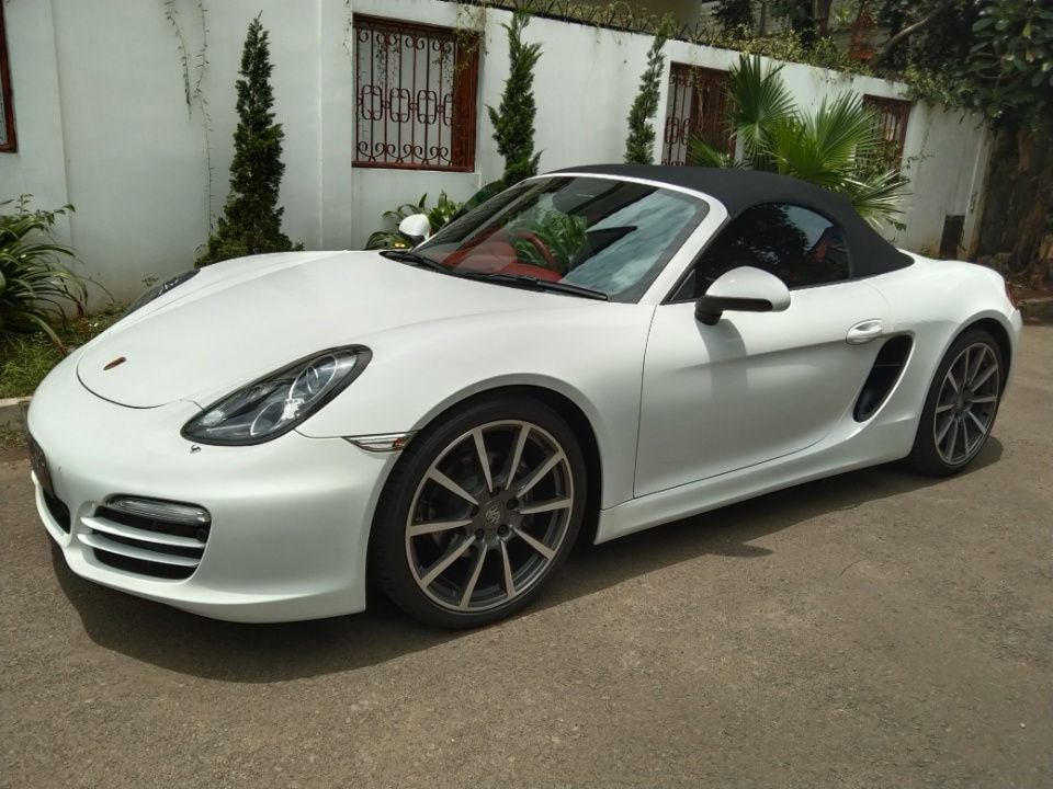2012 Porsche Boxster PDK