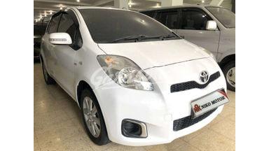 2013 Toyota Yaris J