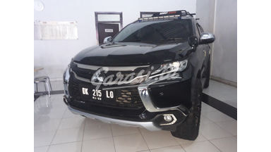 2018 Mitsubishi Pajero Sport DAKAR - Good Condition