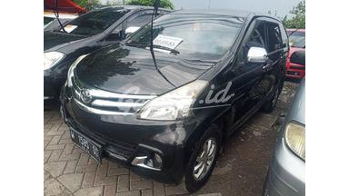 2014 Toyota Avanza G