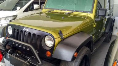 2007 Jeep Wrangler Rubicon - Mulus Terawat