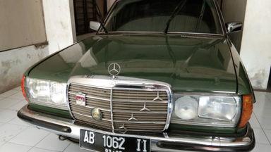 1979 Mercedes Benz CL 280 - Barang Mulus Terawat