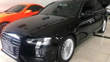 2013 Audi A4 1.8 - Harga Istimewa dan Siap Pakai