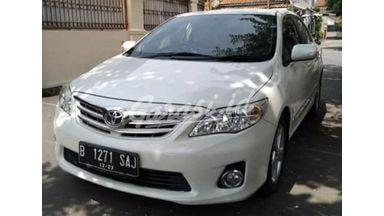 2013 Toyota Corolla Altis E
